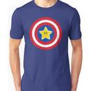 Captain Mario Unisex T-Shirt
