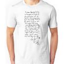 Being Boring - Pet Shop Boys Unisex T-Shirt