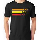 TRON LIGHT CYCLE RACING (2) Unisex T-Shirt