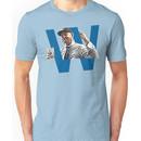 Chicago Cubs World Series Champions 2016 Bill Murray Unisex T-Shirt