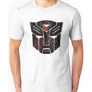 Autobots Abstractness Unisex T-Shirt