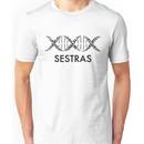 """Sestra DNA"" - Orphan Black Clone Club Merch Unisex T-Shirt"