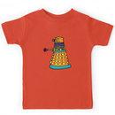 Zack's Little Dalek Kids Clothes