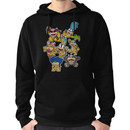 Koopalings - Paper Mario: Color Splash Hoodie (Pullover)