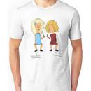 Beavis Mattel & Butthead Zamolodchikova Unisex T-Shirt