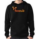 FoxCub Logo 2 Hoodie (Pullover)