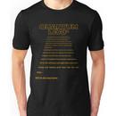 Quantum Leap - Star Wars Crawl Unisex T-Shirt