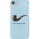 This is not a pipe iPhone 7 Cases