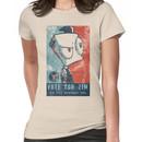 Vote For Zim Women's T-Shirt