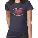 Cute enough to stop your heart, skilled enough to restart it Women's T-Shirt