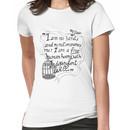 I am no bird // Jane Eyre Women's T-Shirt