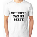 Dwight Schrute - The Office - Schrute Farms Beets Unisex T-Shirt