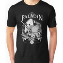 RPG Class Series: Paladin - White Version Unisex T-Shirt