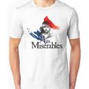 Les Miserables logo girl Unisex T-Shirt