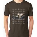 Supernatural cute team free will / Sam & Dean Winchester / Castiel Unisex T-Shirt