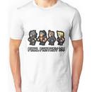 Final Fantasy XV Pixel Art Unisex T-Shirt