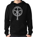 Campagnolo Super Record Strada Chainset, 1974 Hoodie (Pullover)