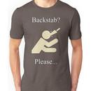Facestab Spy Unisex T-Shirt