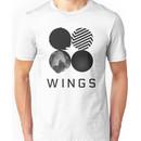 BTS Wings 2 Unisex T-Shirt