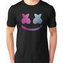 Marshmello (Blue Violet Design) Unisex T-Shirt