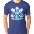 The Angel of Hangovers Unisex T-Shirt