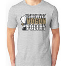 I survived Vogon poetry Unisex T-Shirt