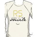 R5 wanna see you smile (black) Sweatshirt