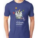 I AM A NONPROFIT UNICORN (dark)! Unisex T-Shirt