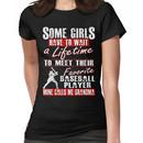My Favorite Baseball Player Calls Me Grandma Women's T-Shirt
