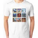 Super Mario 64 Paintings Unisex T-Shirt