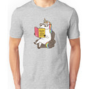 Unicorn Believe in Yourself Magical Fabulous Unisex T-Shirt