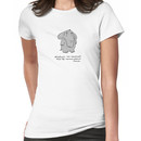 elephants are concerned about the current political climate Women's T-Shirt