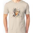 Van Gogh Splat Unisex T-Shirt