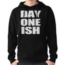 """The Usos """"Day One Ish"""" Clothing Hoodie (Pullover)"""