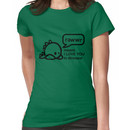 RAWWR - means I love you in dinosaur Women's T-Shirt