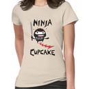 Ninja Cupcake   Women's T-Shirt