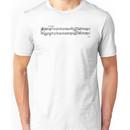 Super Mario Bros. Theme Unisex T-Shirt