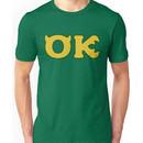 Oozma Kappa - monsters university frat  Unisex T-Shirt