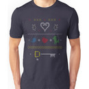 Kingdom Hearts Xmas Unisex T-Shirt