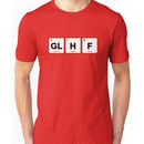 GLHF Periodic Table Unisex T-Shirt