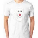 Sharon Needles Illustration - Beautiful, Spooky, and Stupid Unisex T-Shirt