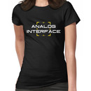 Person of Interest - Analog Interface V2 Women's T-Shirt