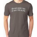 106 Meet People Unisex T-Shirt