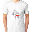 SAUCE YA FACE for STURGE WEBER SYNDROME Unisex T-Shirt