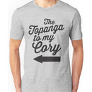 The Topanga To My Cory / Boy Meets World / Girl Meets World / The Cory To My Topanga  Unisex T-Shirt