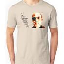 Hunter S. Thompson - The Banshee Screams for Buffalo Meat Unisex T-Shirt