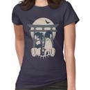 Spirited Away (blue) Women's T-Shirt