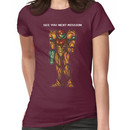 Samus Aran - Super Metroid - See You Next Mission Women's T-Shirt