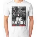 WAR OF THE MACHINES - MAYWEATHER VS PACQUIAO Unisex T-Shirt