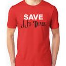 SAVE JJ's Diner Unisex T-Shirt